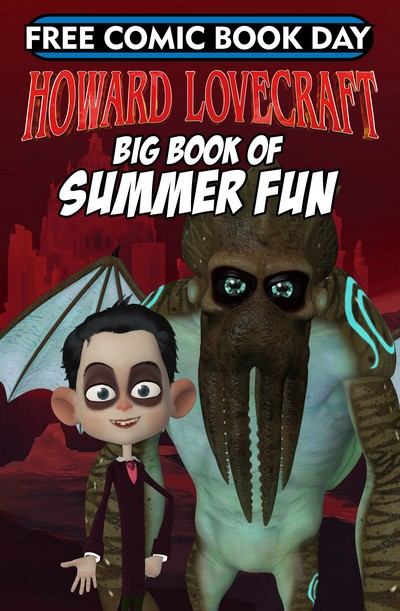 Arcana Studio Presents 2018 FCBD Ed – Howard Lovecraft Big Book of Summer Fun (2012)
