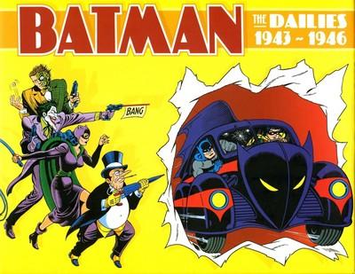 Batman – The Dailies 1943-1946 (2007)