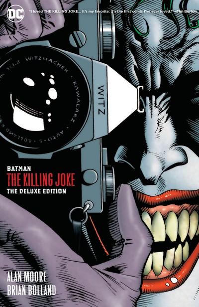 Batman – The Killing Joke The Deluxe (New Edition) (2019)