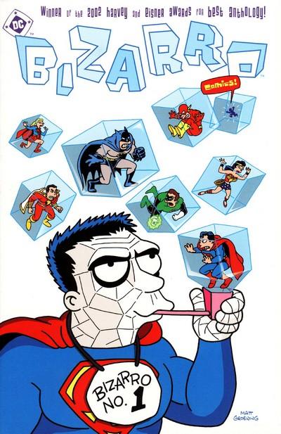 Bizarro Comics #1 (2001)