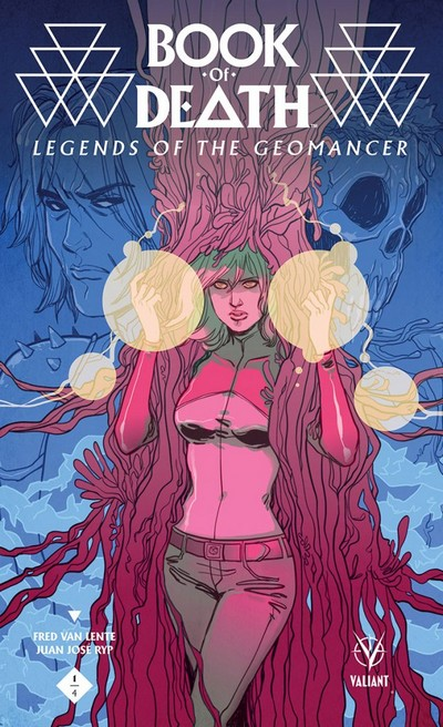 Book of Death – Legends of the Geomancer (Fan Made TPB) (2015)
