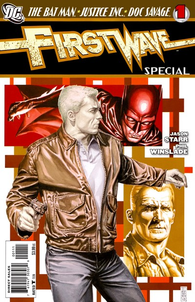 First Wave Special #1 (2011)
