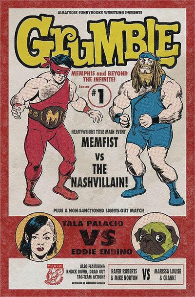 Grumble – Memphis and Beyond the Infinite #1 (2020)