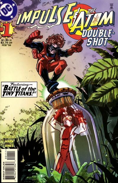 Impulse-Atom Double Shot #1 (1998)