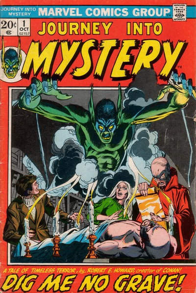 Journey Into Mystery Vol. 2 #1 – 19 (1972-1975)