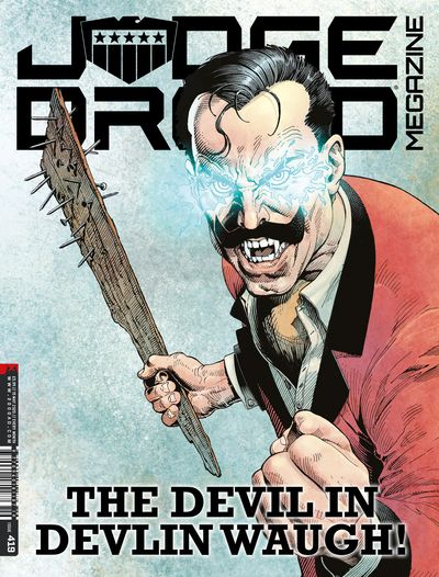 Judge Dredd Megazine #419 (2020)