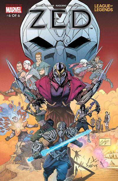 League of Legends – Zed #6 (2020)
