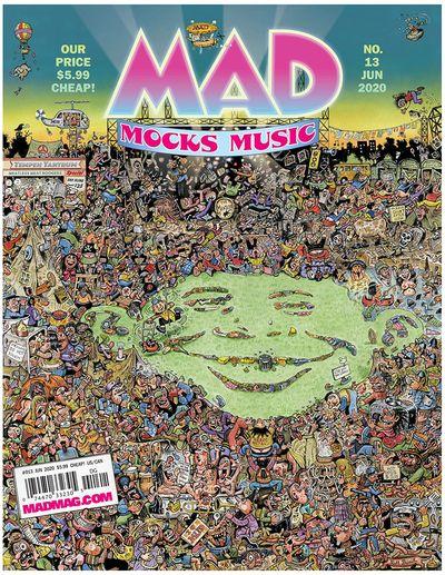 MAD Magazine #13 (2020)