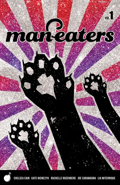 Man-Eaters Vol. 1 – 3 (TPB) (2019)