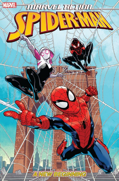 Marvel Action Spider-Man Vol. 1 – 2 (TPB) (2019)