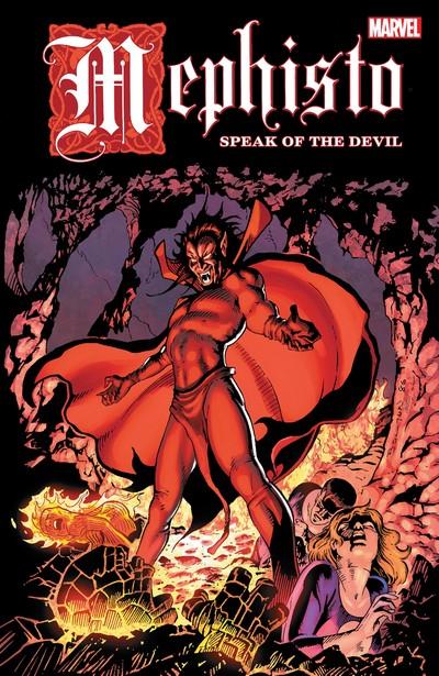Mephisto – Speak of the Devil (TPB) (2020)
