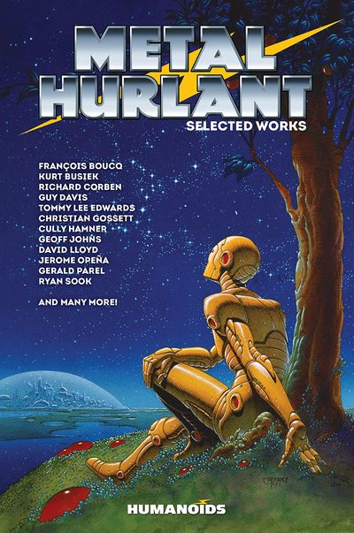 Metal Hurlant – Selected Works (2020)