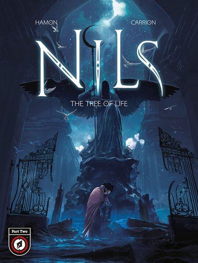 Nils #2 – Cyan (2020)