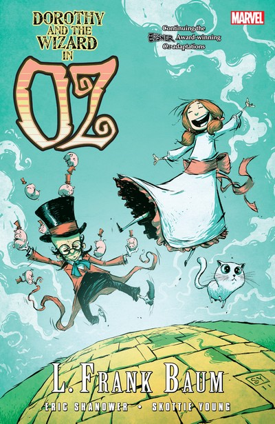 Oz – Dorothy and the Wizard in Oz (TPB) (2012)