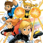 Power Pack – Pack Attack! (TPB) (2005)