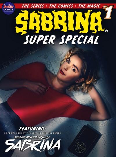 Sabrina Super Special #1 (2019)