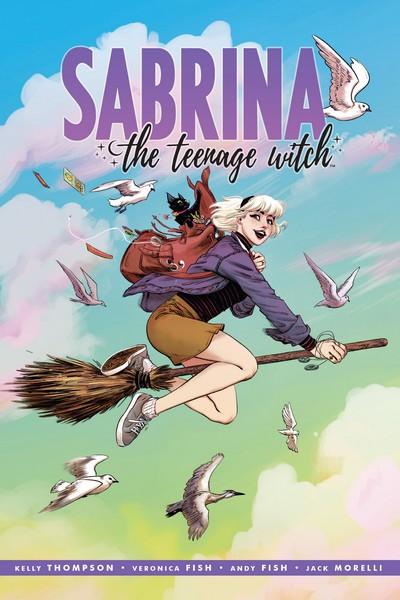 Sabrina the Teenage Witch (TPB) (2019)