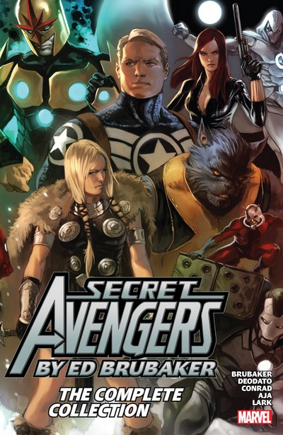 Secret Avengers by Ed Brubaker – The Complete Collection (2018)
