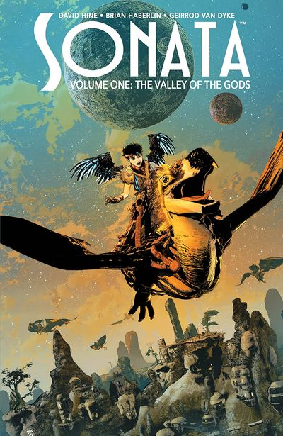 Sonata Vol. 1 – Valley of the Gods (TPB) (2019)