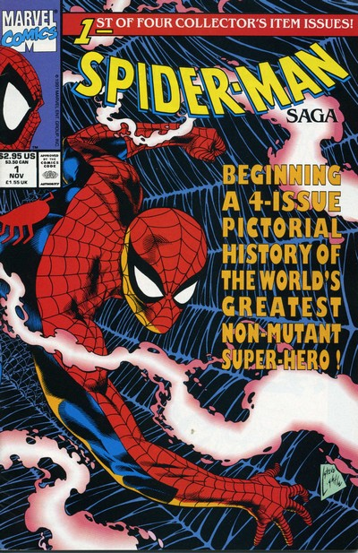 Spider-Man Saga #1 – 4 (1991)