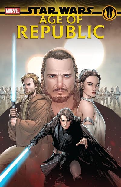 Star Wars – Age Of Republic (TPB) (2020)