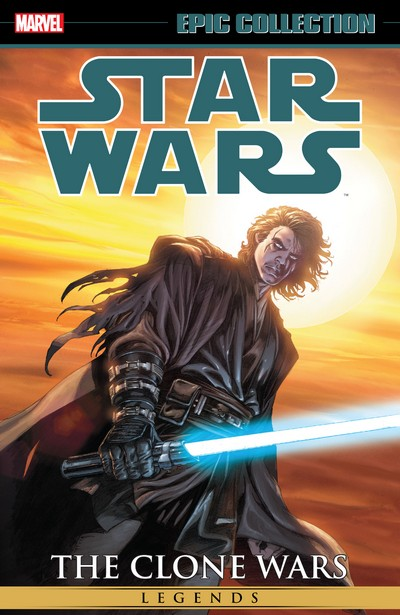 Star Wars Legends Epic Collection – The Clone Wars Vol. 3 (2020)