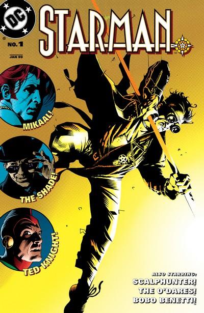 Starman 80-Page Giant #1 (1998)