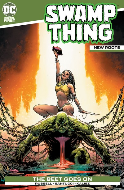 Swamp Thing – New Roots #1 (2020)