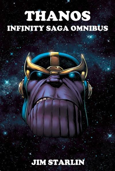 Thanos Infinity Saga Omnibus (Fan Made) (2020)