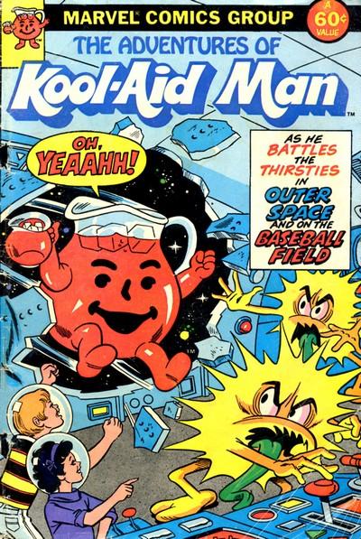 The Adventures of Kool-Aid Man #1 – 5 (1983-1985)