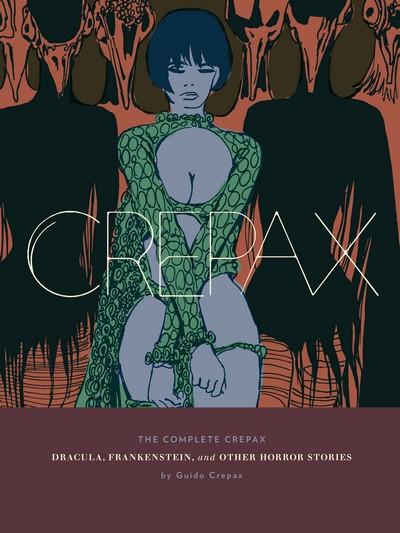 The Complete Crepax Vol. 1 – 5 (2016-2019)