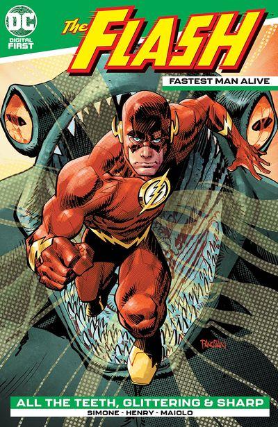 The Flash – Fastest Man Alive #1 (2020)