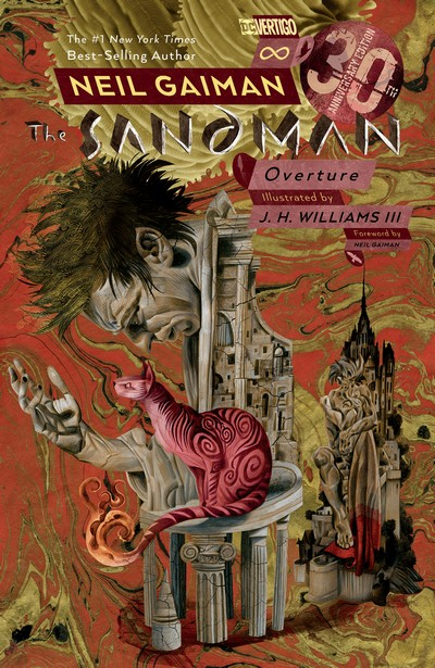 The Sandman – Overture – 30th Anniversary Edition (2019)