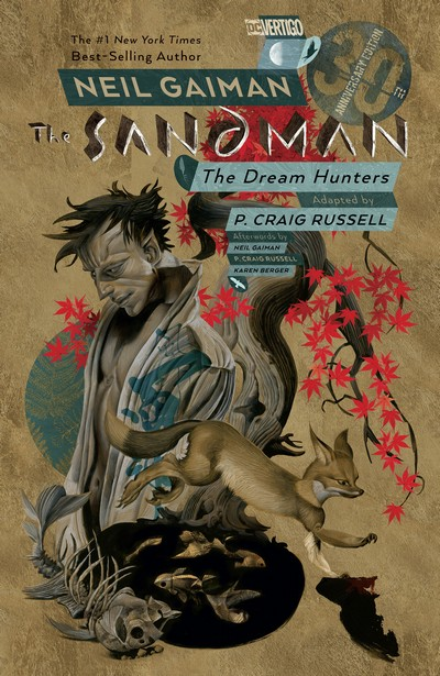 The Sandman – The Dream Hunters – 30th Anniversary Edition (2019)