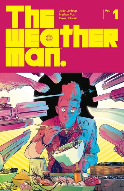 The Weatherman Vol. 1 (TPB) (2019)