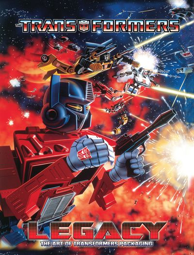 Transformers Legacy – The Art of Transformers Packaging (2019)
