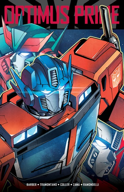 Transformers – Optimus Prime Vol. 1 – 5 (TPB) (2018-2019)