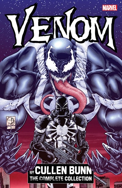 Venom by Cullen Bunn – The Complete Collection (2018)