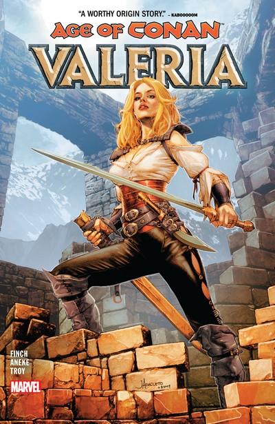Age of Conan – Valeria (TPB) (2020)