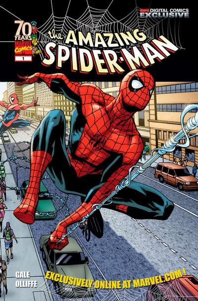 Amazing Spider-Man #1 – 17 (2009-2010)
