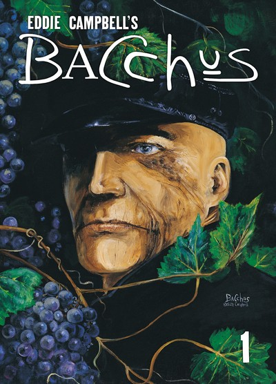 Bacchus Vol. 1 – 5 (2014)