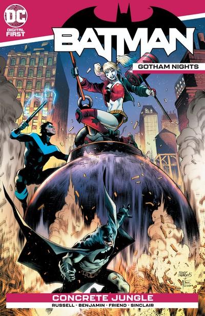 Batman – Gotham Nights #5 (2020)