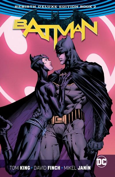 Batman – Rebirth Deluxe Edition Book 2 (2018)