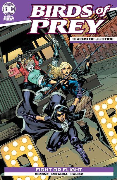 Birds of Prey – Sirens of Justice #1 (2020)