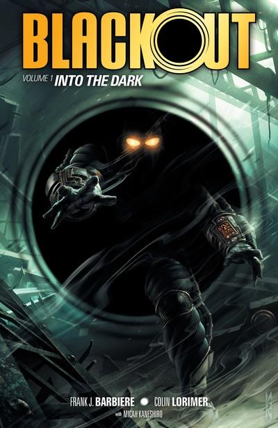 Blackout Vol. 1 – Into the Dark (TPB) (2014)