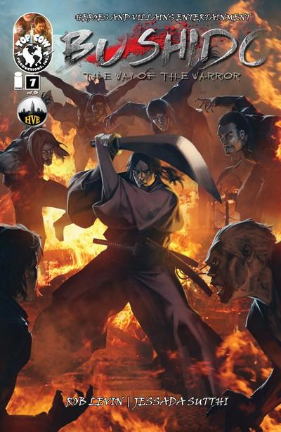 Bushido #1 – 5 (2013)