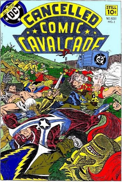 Cancelled Comic Cavalcade #1 – 2 (1978)