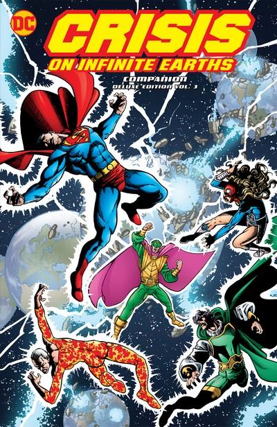 Crisis on Infinite Earths Companion Deluxe Edition Vol. 3 (2019)