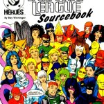 DC Heroes – Justice League Sourcebook (1990)