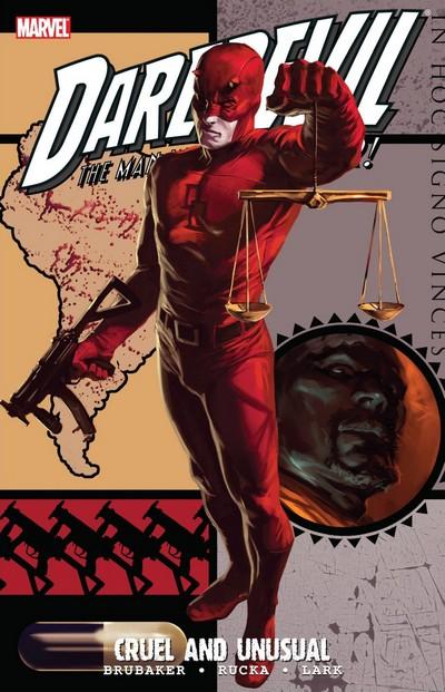 Daredevil – Cruel and Unusual (TPB) (2008)